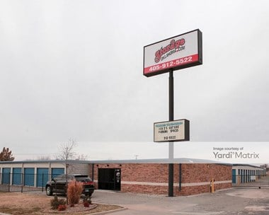 Storage Units for Rent available at 2201 North Moore Avenue, Moore, OK 73160 Photo Gallery 1