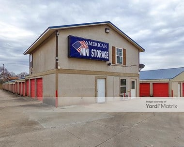 Image for American Mini Storage - 921 North Perkins Road, OK