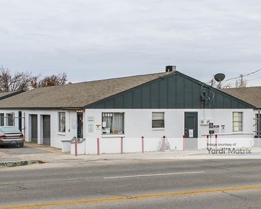 Storage Units for Rent available at 5980 NW 36th, Warr Acres, OK 73122 Photo Gallery 1
