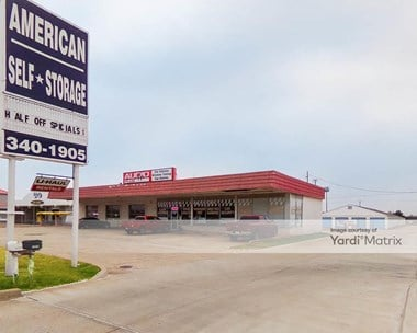 Image for American Self Storage - 1323 South Broadway, OK