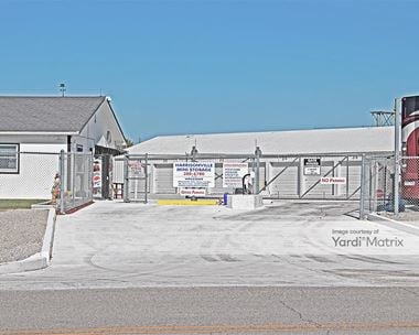 Storage Units for Rent available at 27613 SW Outer Road, Harrisonville, MO 64701