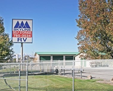Image for Skyline Self Storage - 492 West Industrial Drive, UT