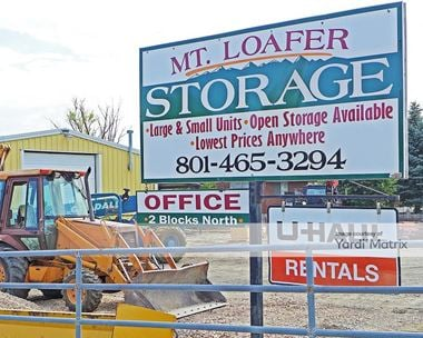 Storage Units for Rent available at 1001 East 300 North, Payson, UT 84651 Photo Gallery 1