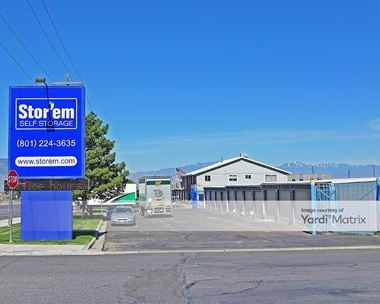 Storage Units for Rent available at 1450 West 800 North, Orem, UT 84057