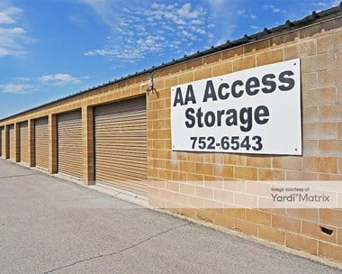 Image for A A Access Storage - 580 West 1000 North, UT