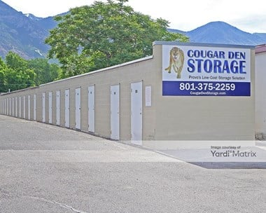 Storage Units for Rent available at 1602 North Riverside Avenue, Provo, UT 84604 Photo Gallery 1
