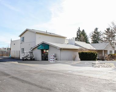 Storage Units for Rent available at 30320 Beck Road, Wixom, MI 48393