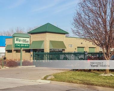 Storage Units for Rent available at 4425 13th Street, Wyandotte, MI 48192 Photo Gallery 1