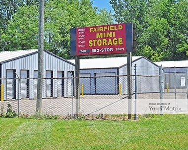 Storage Units for Rent available at 3834 Lancaster New Lex Road, Lancaster, OH 43130 Photo Gallery 1