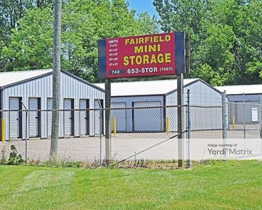 Storage Units for Rent available at 3834 Lancaster New Lex Road, Lancaster, OH 43130