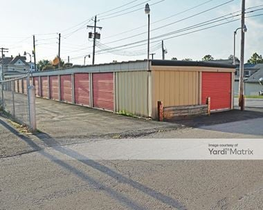 Storage Units for Rent available at 619 North Pittsburgh Street, Connellsville, PA 15425