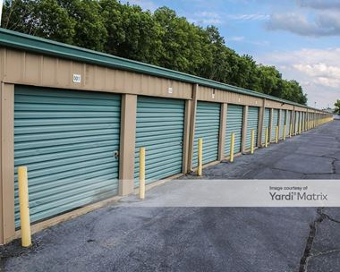 Storage Units for Rent available at 2901 South Breiel Blvd, Middletown, OH 45044