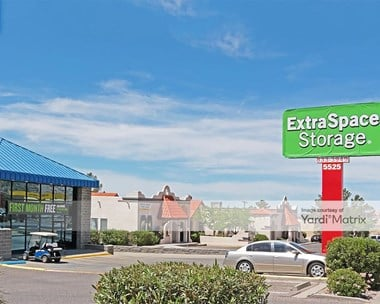 Image for Extra Space Storage - 5525 North Mesa Street, TX