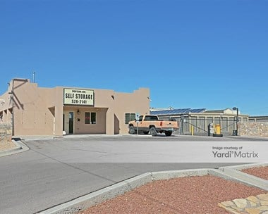 Storage Units for Rent available at 389 Montana Avenue, Las Cruces, NM 88005 Photo Gallery 1