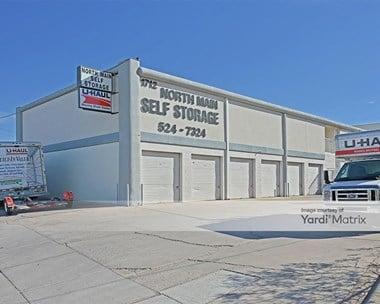 Image for North Main Self Storage - 1712 North Main Street, NM