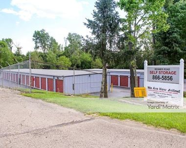 Storage Units for Rent available at 6200 Benner Road, Miamisburg, OH 45342