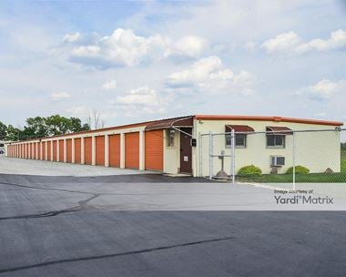 Storage Units for Rent available at 11970 Peters Road, Tipp City, OH 45371