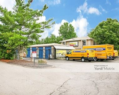 Storage Units for Rent available at 1897 West Market Street, Akron, OH 44313