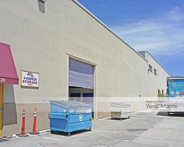 Image for A - American Self Storage - 1 North Calle Cesar Chavez, CA