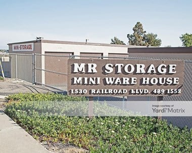 Image for Mr Storage Mini Warehouse - 1530 Railroad Street, CA