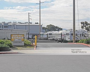 Storage Units for Rent available at 10 Rossi Circle, Salinas, CA 93907