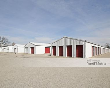 Storage Units for Rent available at 69 North 600 West, Greenfield, IN 46140
