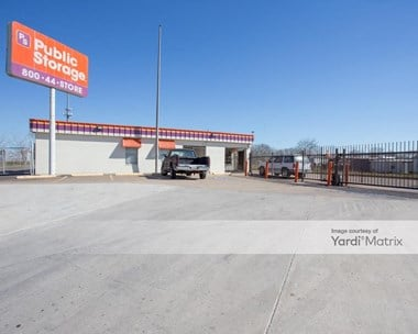 Image for Public Storage - 5151 South Shaver Street, TX