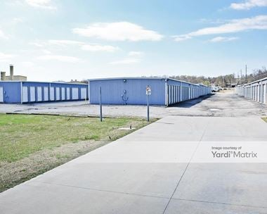 Storage Units for Rent available at 13600 South Union Place, Glenpool, OK 74033