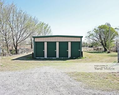Storage Units for Rent available at 15420 North 247 Road, Okmulgee, OK 74447