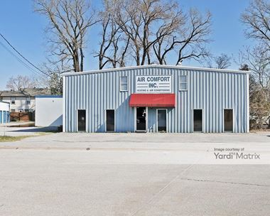 Storage Units for Rent available at 517 West H Street, Jenks, OK 74037