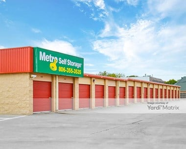 Image for Metro Self Storage - 7409 SW 34th Avenue, TX