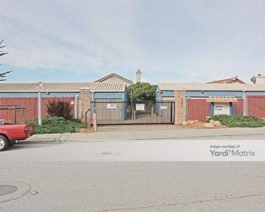 Storage Units for Rent available at 3338 Paul Davis Drive, Marina, CA 93933 Photo Gallery 1