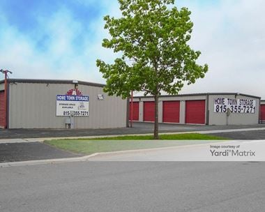 Storage Units for Rent available at 405 South Hadsall Street, Genoa, IL 60135