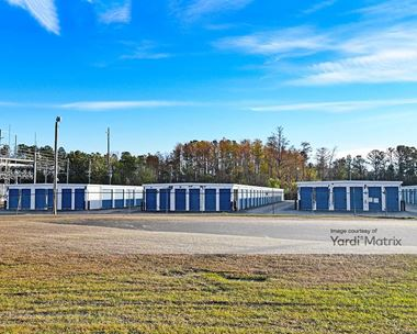 Storage Units for Rent available at 107 Village Road, Leland, NC 28451