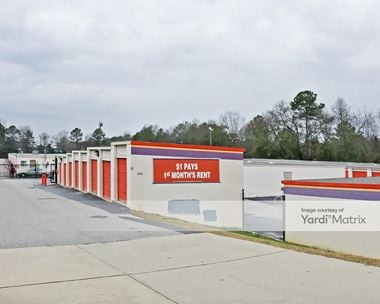 Storage Units for Rent available at 3415 Broad River Road, Columbia, SC 29210
