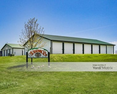 Storage Units for Rent available at 700 Vincent Drive, Sandwich, IL 60548 Photo Gallery 1