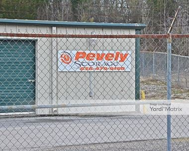 Storage Units for Rent available at 8378 Commercial Blvd, Pevely, MO 63070