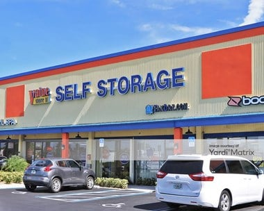 Storage Units for Rent available at 1124 West Sunrise Blvd, Fort Lauderdale, FL 33311 Photo Gallery 1
