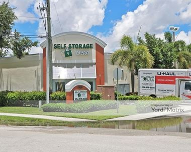 Storage Units for Rent available at 1950 Banks Road, Margate, FL 33063
