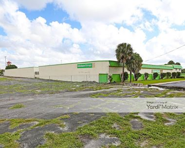 Storage Units for Rent available at 3901 West Sunrise Blvd, Lauderhill, FL 33311