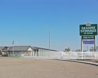 Storage Units for Rent available at 1800 Dockery Avenue, Selma, CA 93662