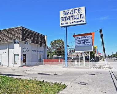 Image for Space Station Mini Storage - 2055 West Lane, CA