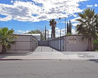 Image for First Street Self Storage - 422 South 1st Street, CA