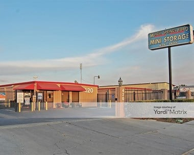 Storage Units for Rent available at 420 Mercey Springs Road, Los Banos, CA 93635 Photo Gallery 1