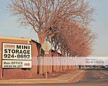 Storage Units for Rent available at 1180 West D Street, Lemoore, CA 93245