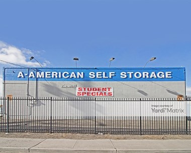 Image for A - American Self Storage - 2585 Sutro Street, NV