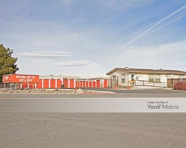 Storage Units for Rent available at 450 Boxington Way, Sparks, NV 89434
