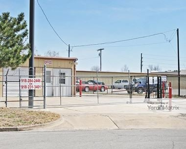 Storage Units for Rent available at 8105 North 116th East Avenue, Owasso, OK 74055