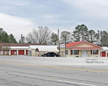 Storage Units for Rent available at 4025 Edmund Hwy, West Columbia, SC 29170