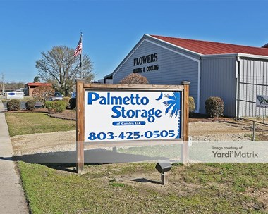 Image for Palmetto Storage of Camden - 1002 Wylie Street, SC